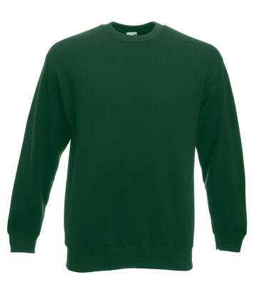 Fruit Of The Loom - Sweat - Homme (Vert foncé) - UTBC365