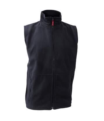 Result Mens Active Anti Pilling Fleece Bodywarmer Jacket (Navy Blue) - UTBC923