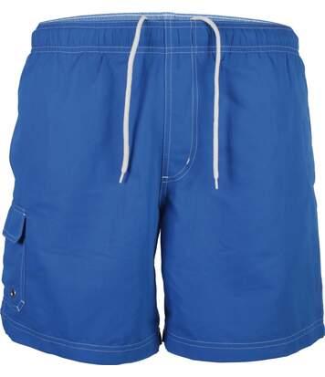 short de bain Homme - PA119 bleu roi