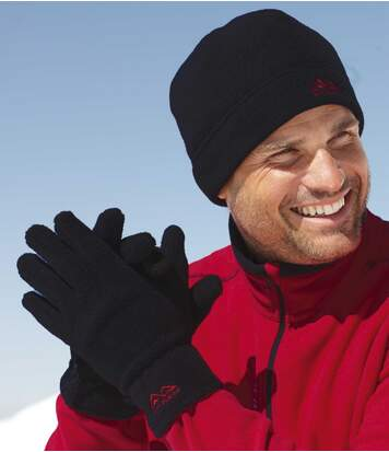 Duo Polaire Bonnet plus Gants Antifroid