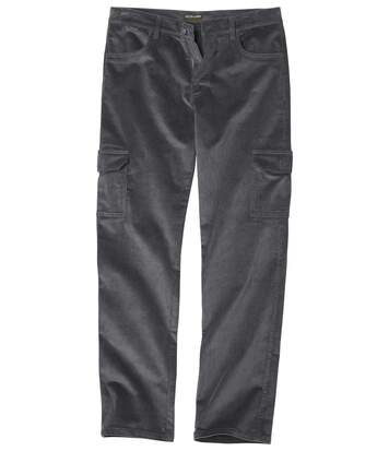 Pantalon Battle Velours Stretch