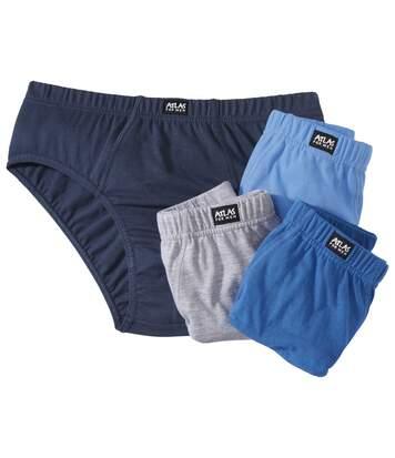 4er-Pack Slips Komfort
