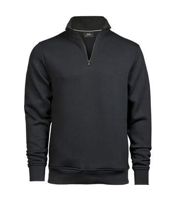 Tee Jays - Sweatshirt Zippe - Homme (Gris foncé) - UTPC4095