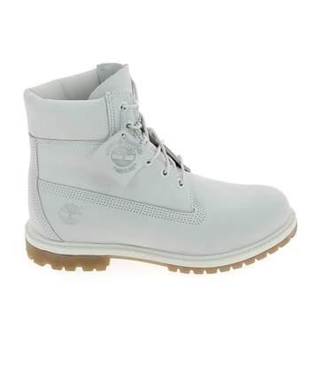 TIMBERLAND 6In Premium Boot Blanc