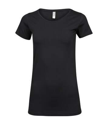 Tee Jays - T-Shirt Fashion - Femme (Noir) - UTPC3418