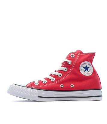 All Star Baskets montante rouge femme/homme Converse