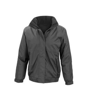 Result Core Ladies Channel Jacket (Grey) - UTBC913