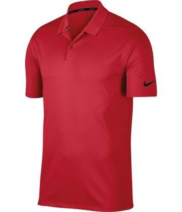Polo de golf NIKE manches courtes - homme - NK263 - rouge