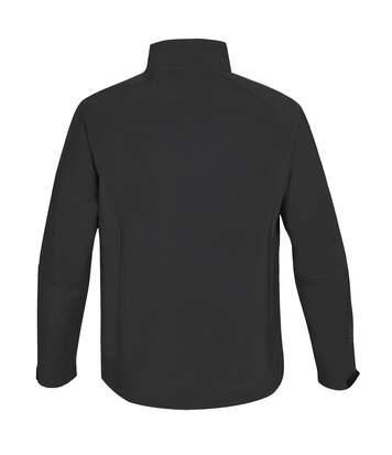 Stormtech Mens Ultra Light Softshell Jacket (Waterproof and Breathable) (Black) - UTBC3067