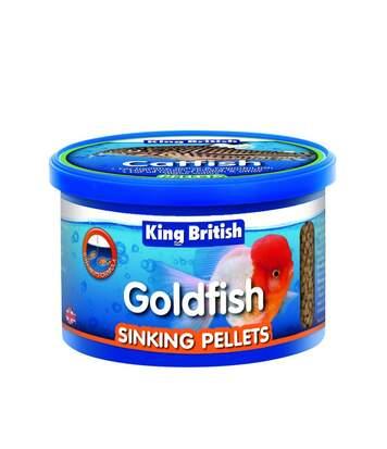 Beaphar King British - Aliment En Comprimés Pour Poisson Rouge (Peut varier) (140g) - UTBT105