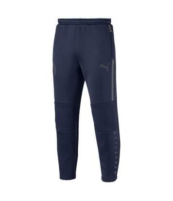 OM Pantalon de survêtement bleu homme Puma