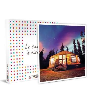 SMARTBOX - Séjour insolite en yourte - Coffret Cadeau Séjour