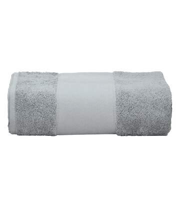 A&R - Serviette De Bain Large (Gris clair) - UTRW6039
