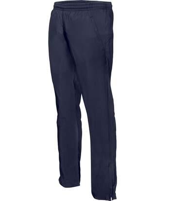 Pantalon de survêtement sport - PA192 - bleu marine