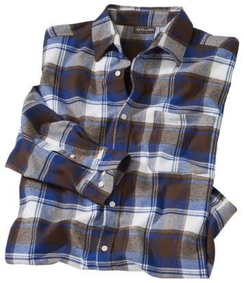 Chemise Flanelle Canada Nature