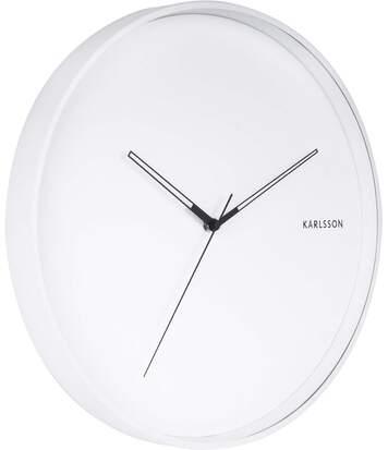 Horloge en métal Hue