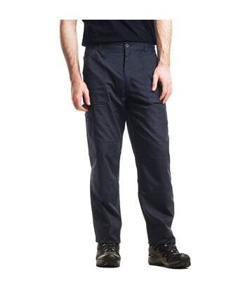 Regatta Mens New Action Trouser (Regular) / Pants (Navy Blue) - UTBC834