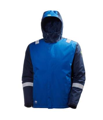 Helly Hansen Mens Aker Winter Jacket (Egyptian Blue/Evening Blue) - UTBC3946