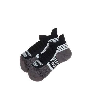 Chaussettes Running Noir Femme Skechers