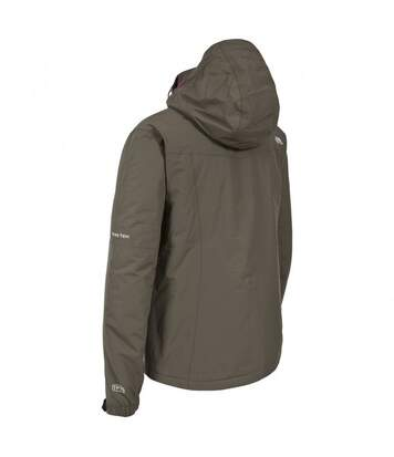 Trespass Womens/Ladies Malissa Lightly Padded Waterproof Jacket (Khaki) - UTTP3070