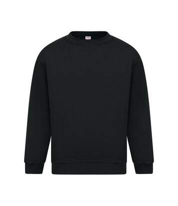 Absolute Apparel Mens Sterling Sweat (Black) - UTAB113