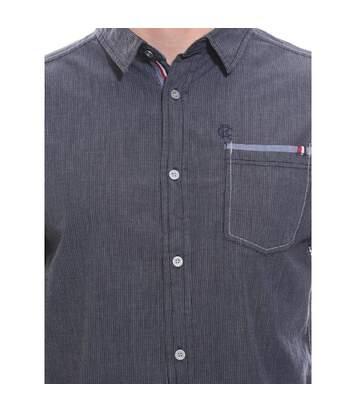 Chemise petits carreaux en coton DAKAR - RITCHIE
