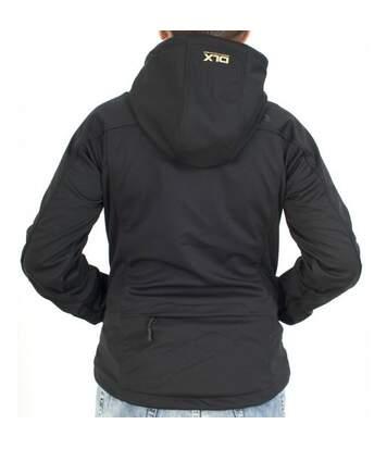 Trespass Womens/Ladies Thalia DLX Waterproof Softshell Jacket (Black) - UTTP1810