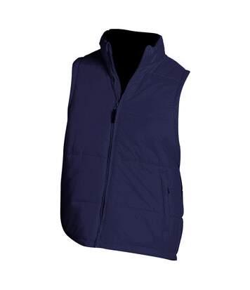 SOLS Warm Unisex Padded Bodywarmer Jacket (Forest Green) - UTPC355