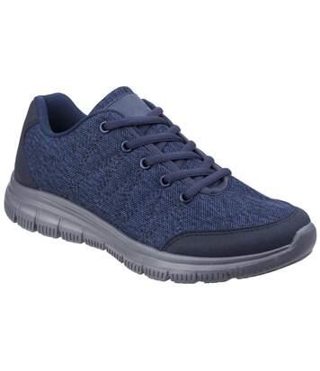 Fleet & Foster - Baskets Elanor - Femme (Bleu marine) - UTFS5934