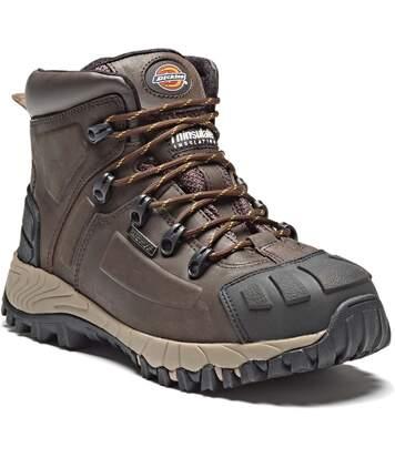 Chaussures de sécurité Medway FD23310 - marron