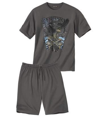 Korte pyjama West Legend
