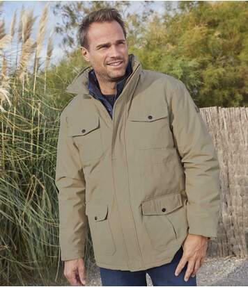 Multipocket parka Western Legend
