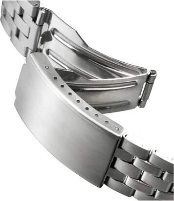 Men's Double Display Chrono Watch