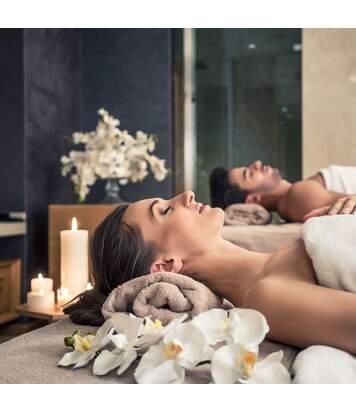 SMARTBOX - Massage pour 2 et Accès au Spa pour jeunes mariés - Coffret Cadeau Bien-être