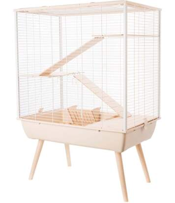 Cage Neo cosy pour grands rongeurs 80 cm
