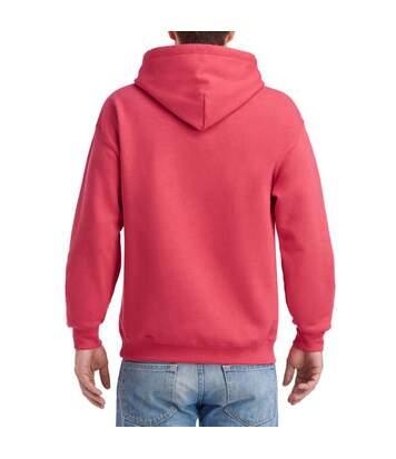 Gildan Heavy Blend Adult Unisex Hooded Sweatshirt / Hoodie (Heather Sport Dark Green) - UTBC468