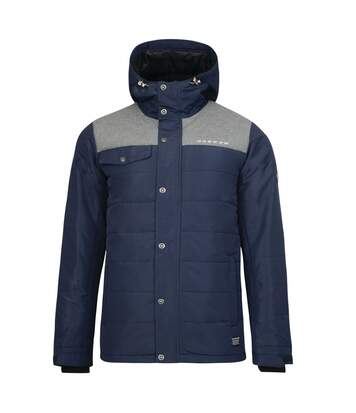 Dare 2B  Mens Level Up Ski Jacket (Outerspace Blue/Asteroid Grey) - UTRG3912