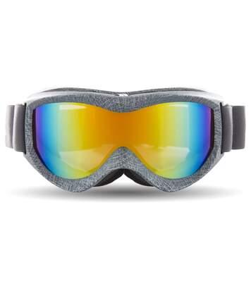 Trespass Fixate - Masque De Ski - Adulte (Carbone) (Taille unique) - UTTP3266