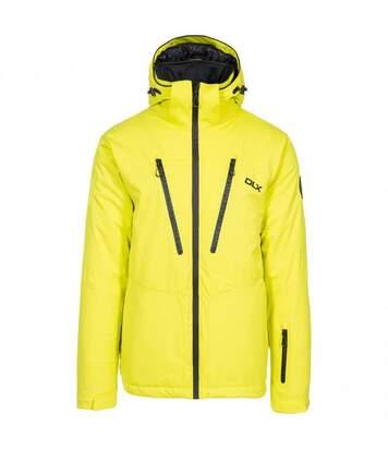 Trespass Mens  DLX Banner Ski Jacket (S) (Limeade) - UTTP4892