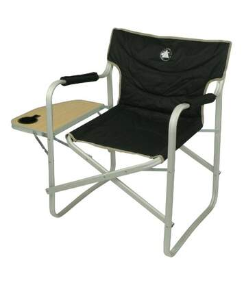 10T STAGEDIRECTOR CHAISE DE CAMPING AVEC SUPPO...