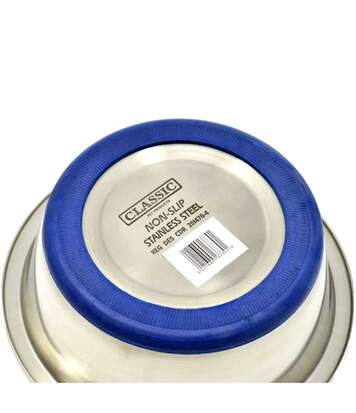 Caldex - Gamelle En Acier Inoxydable (Argent) (Taille 1: 21,5cm) - UTBT200