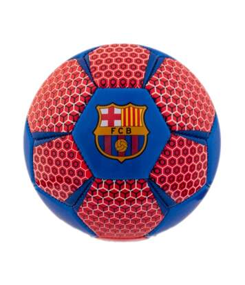 Fc Barcelona - Ballon De Football Vector (Bleu / rouge) - UTSG18706