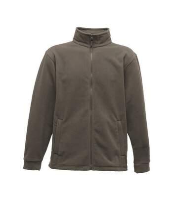 Regatta Mens Thor 350 Full Zip Fleece Jacket (Seal Grey) - UTRG1534