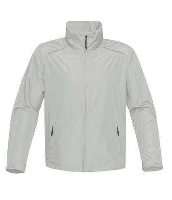 Stormtech Mens Nautilus Performance Shell Jacket (Cool Silver) - UTRW5978