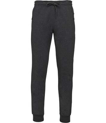 pantalon jogging unisexe- PA1012 - gris chiné foncé