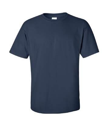 Gildan - T-shirt à manches courtes - Homme (Bleu marine) - UTBC475
