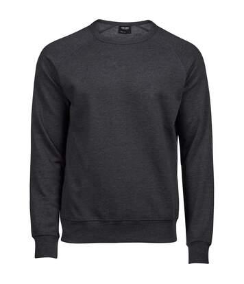 Tee Jays - Sweatshirt Vintage  Lèger - Homme (Noir) - UTPC3426