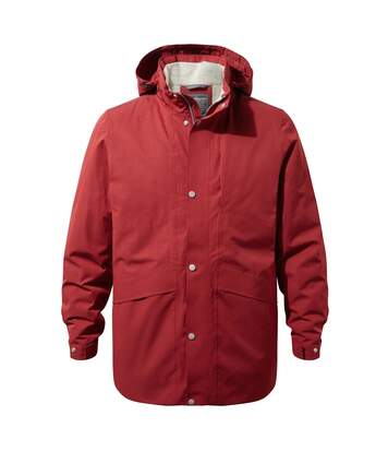 Craghoppers Mens Axel Jacket (Firth Red) - UTCG954