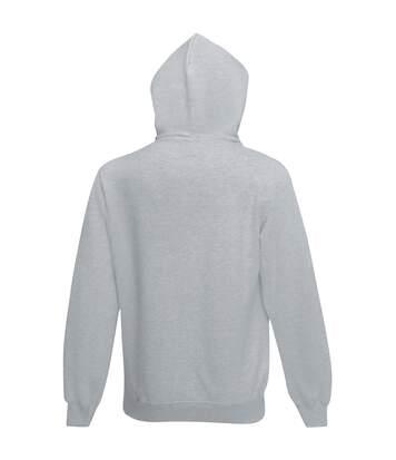 Fruit Of The Loom Mens Hooded Sweatshirt / Hoodie (Royal) - UTBC366