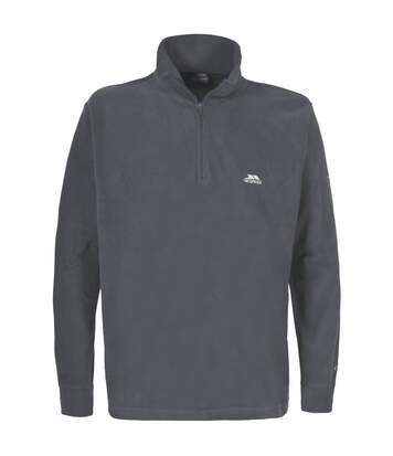Trespass Mens Masonville Half Zip Microfleece Top (Flint) - UTTP261